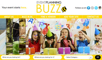 Event Planning Buzz